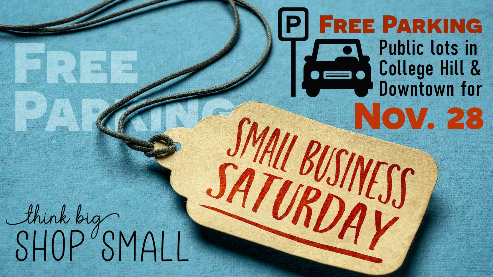 small business saturday FB