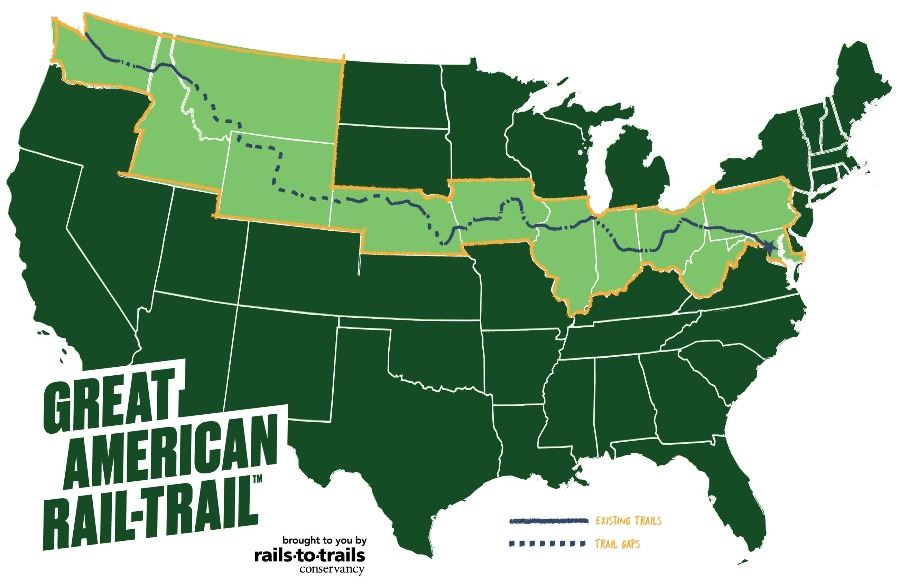 Great American Rail Trail image