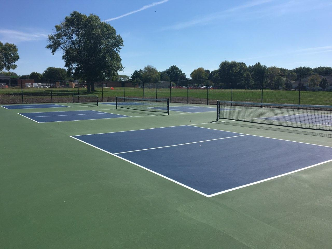 Orchard Hill Pickleball Courts