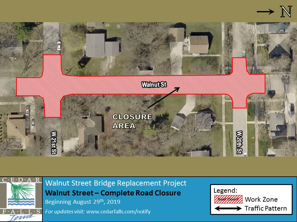 Walnut Street Bridge Replacement Project
