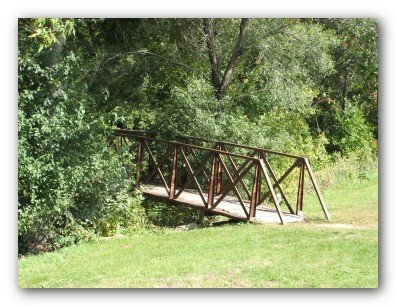 Bridge at Central Park